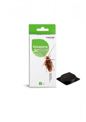 Кукарача® ЭКО приманка — экологичная приманка от всех видов тараканов
