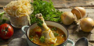 Кислые щи с курицей — вкусно и просто