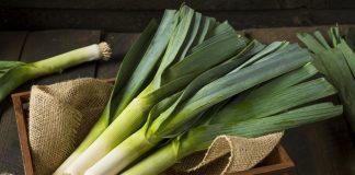 5 причин выращивать лук-порей