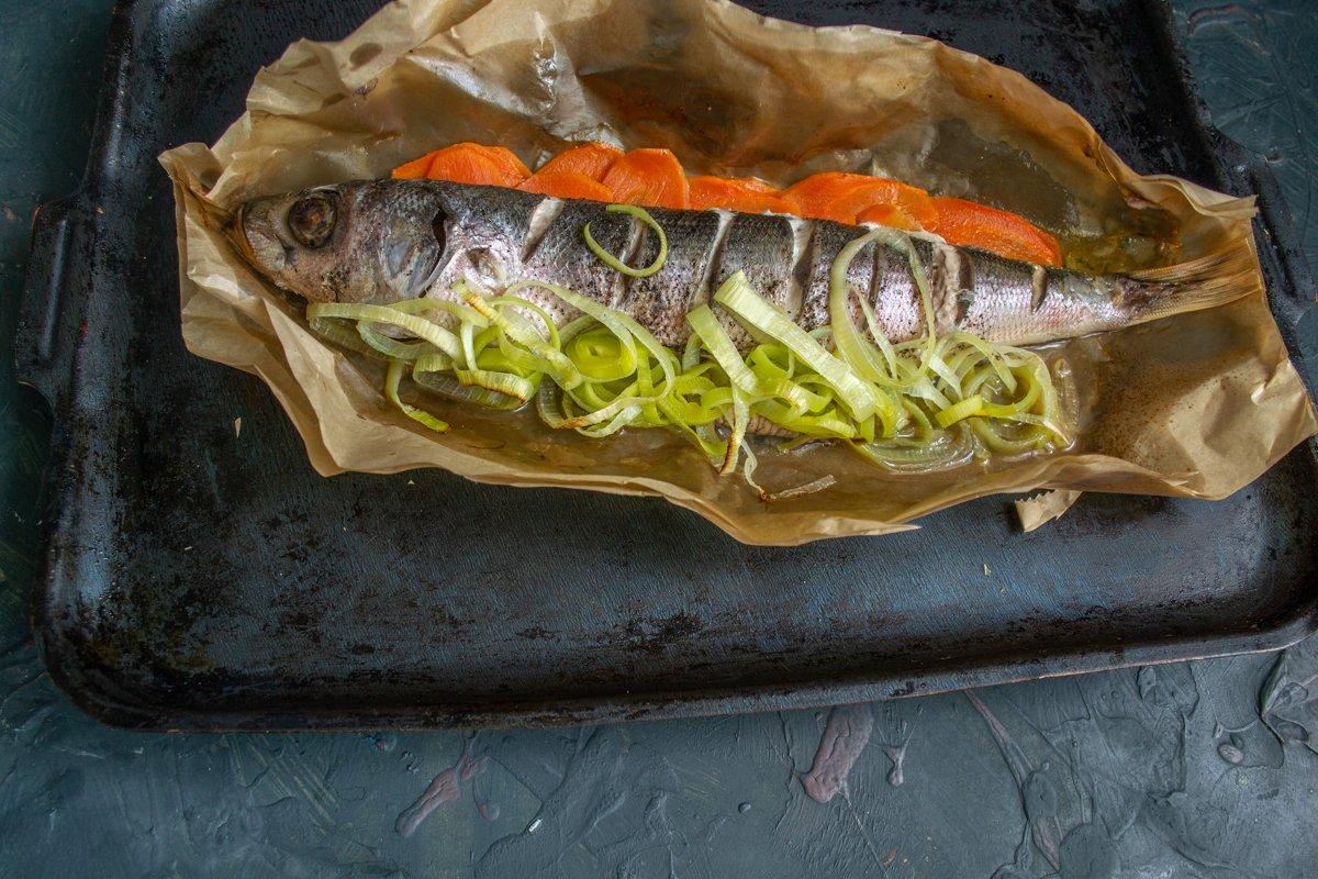 Рецепт рыбы диета