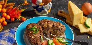 Зразы из говядины «Птичье молоко», или вкусные говяжьи котлеты с начинкой
