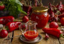 Универсальная томатная заправка для первых блюд на зиму