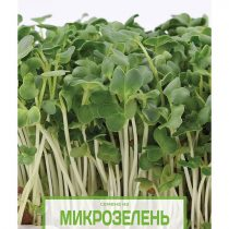 Семена на микрозелень «Дайкон»