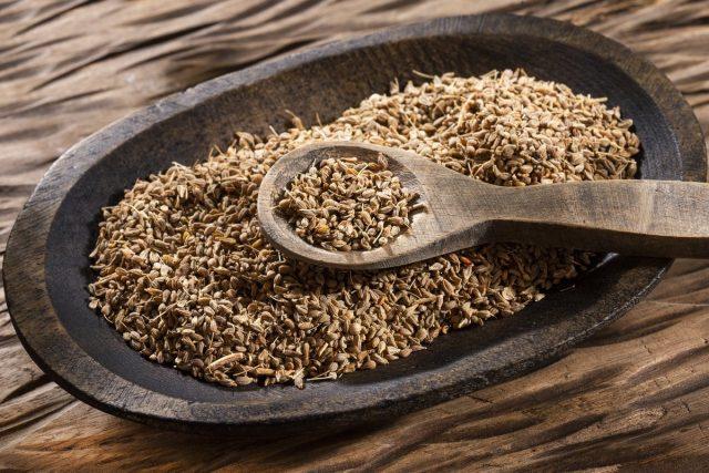 Семена аниса прославились содержанием эфирных масел