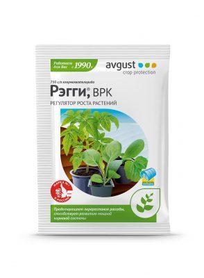 «Рэгги» – регулятор роста растений