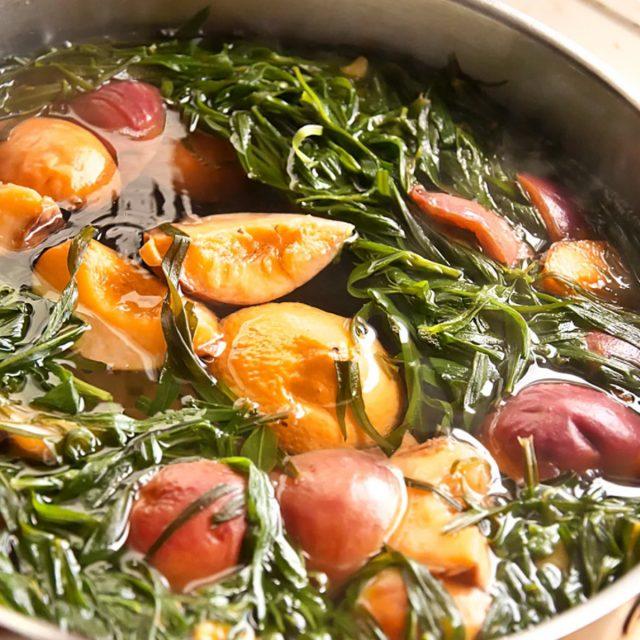 Эстрагон при приготовлении блюд