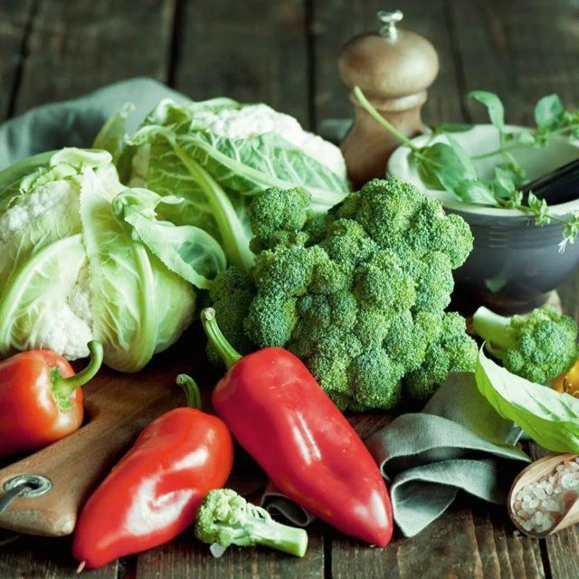 Овощи для людей с диабетом