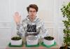 Рассада в улитке: как правильно сделать и посадить