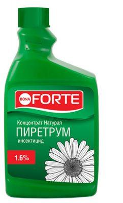 Био-инсектицид на природной основе «Пиретрум Bona Forte»