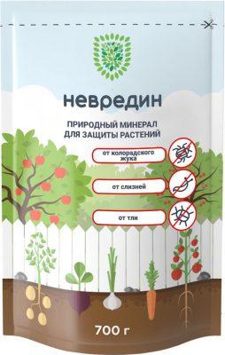 Биопрепарат для защиты от вредителей «Невредин»