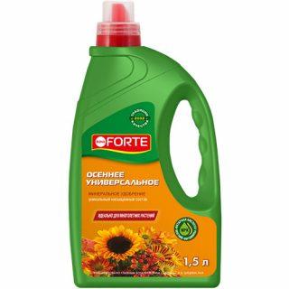 Универсальное удобрение лето-осень «Bona Forte»
