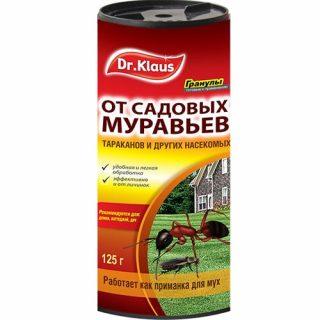 Repelente de hormigas granulado