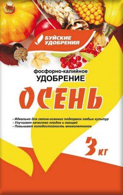 """Удобрение фосфорно-калийное """"Осень"""""""
