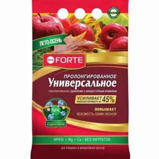 Удобрение «Bona Forte Универсальное Лето-Осень»