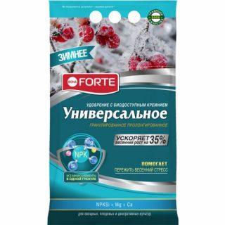Удобрение «Bona Forte универсальное Осень-Зима»