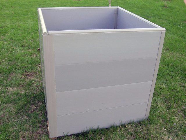 Пример конструкции компостера