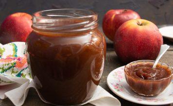 Вкусное шоколадное повидло из яблок